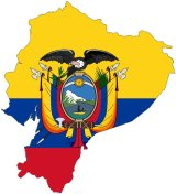 Happy Independence Day to my beautiful Ecuador!