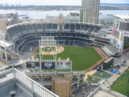 Petco_Park_from_above